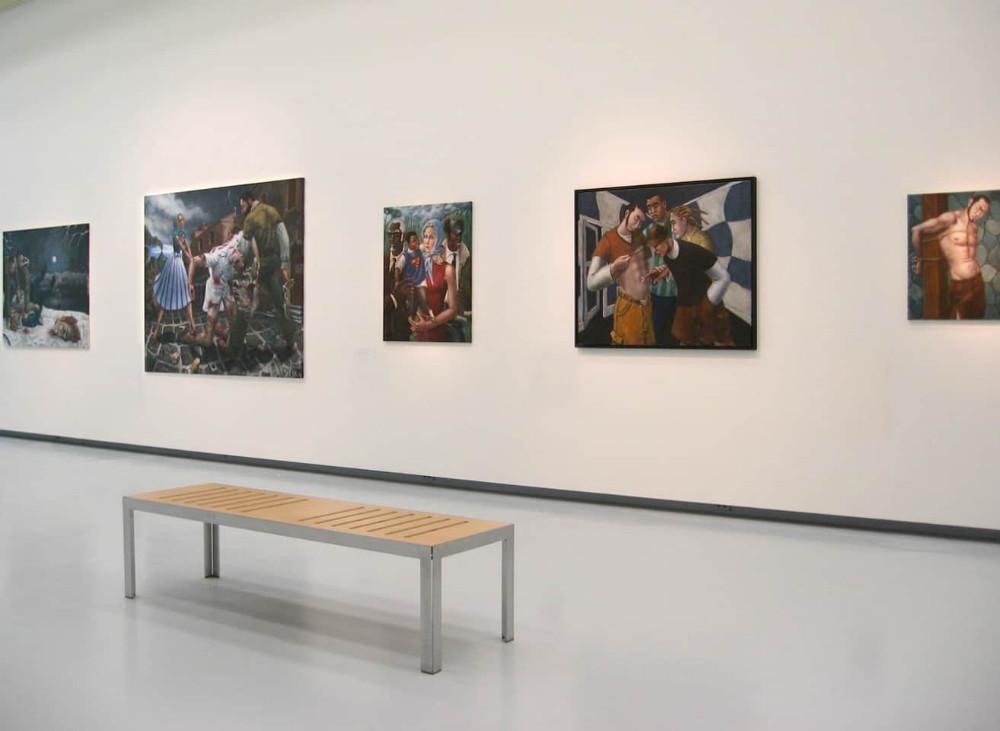 'De Italiaanse Verlokking', Museum Valkhof Nijmegen, 2006