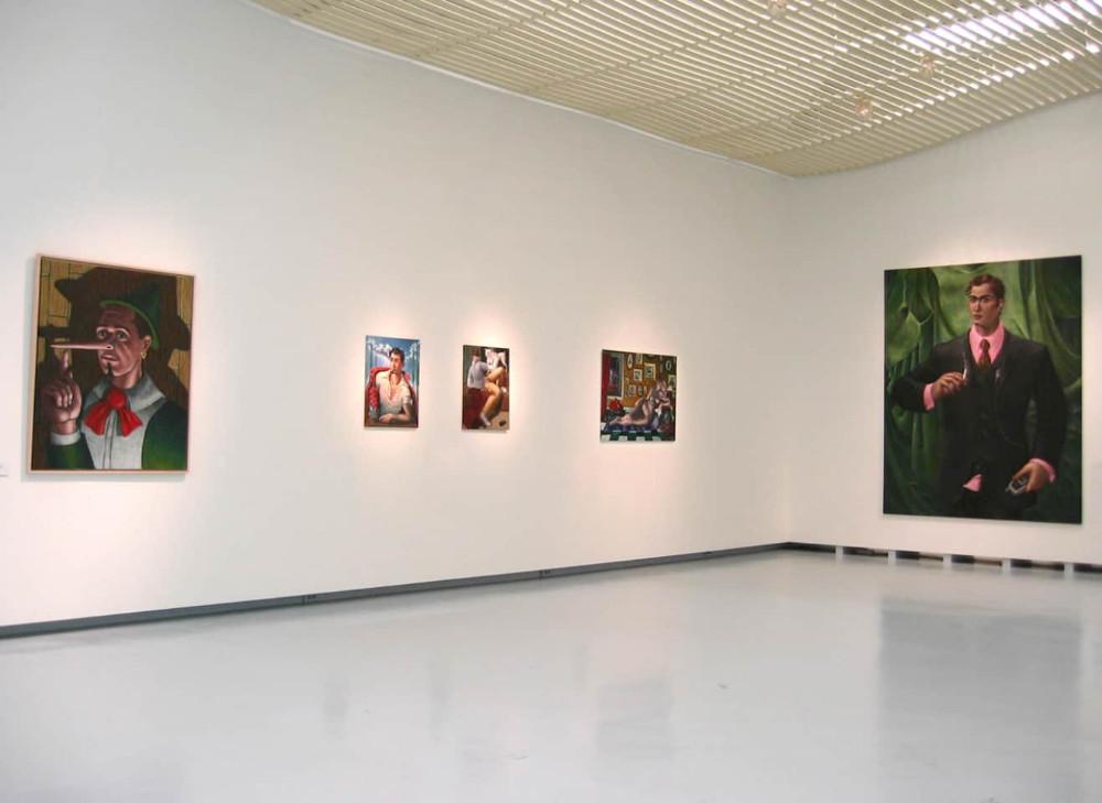 'De Italiaanse Verlokking', Museum het Valkhof, Nijmegen, 2006