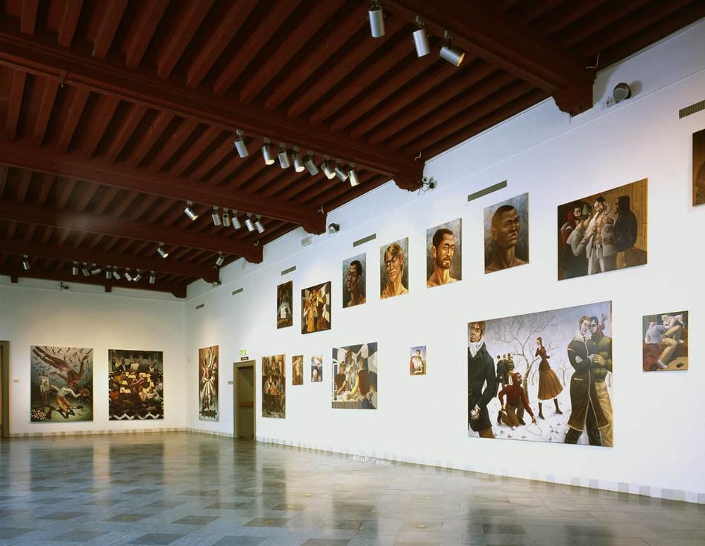'De Roeping van F. Franciscus', Museum het Catharijneconvent, Utrecht, 2003