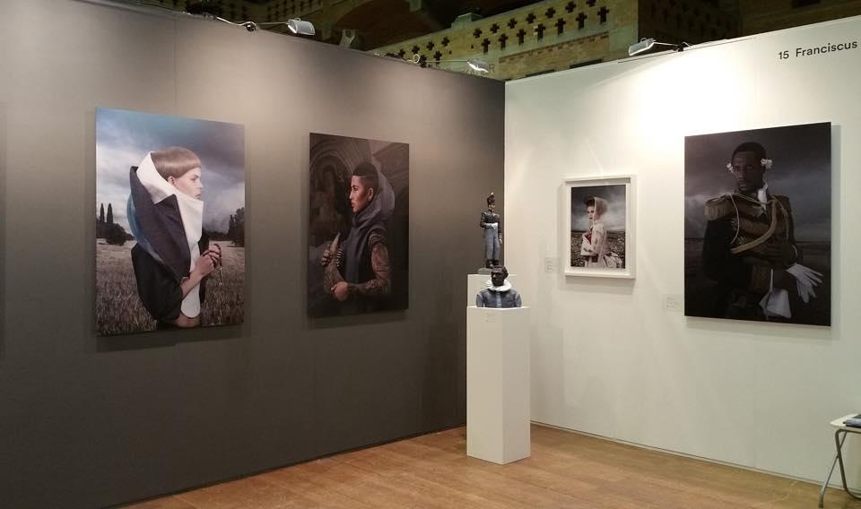 This Art Fair 2017, Beurs van Berlage, Amsterdam